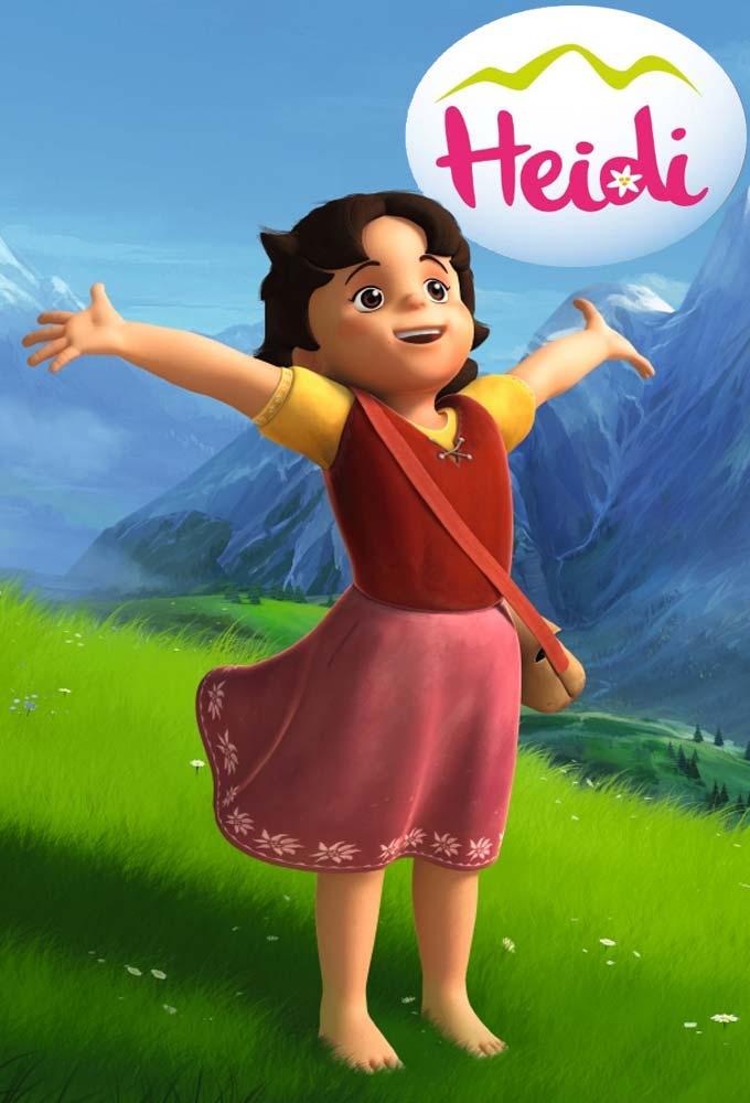 Heidi la nuova serie volume
