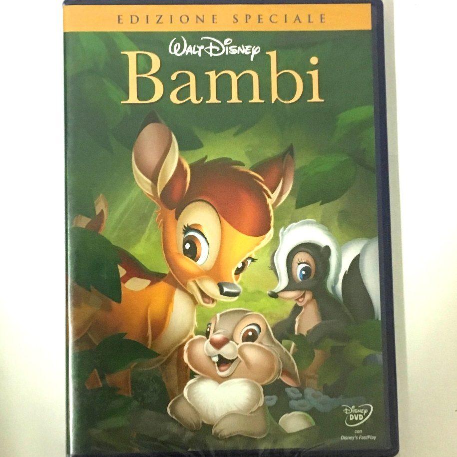 Bambi edizione speciale i classici disney