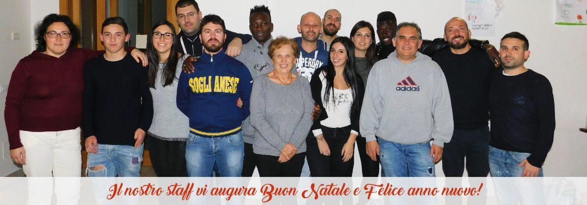 Il nostro staff vi augura Buon Natale e Felice anno nuovo!