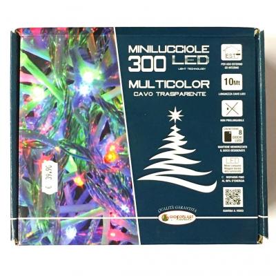 Minilucciole 300 LED Giocoplast