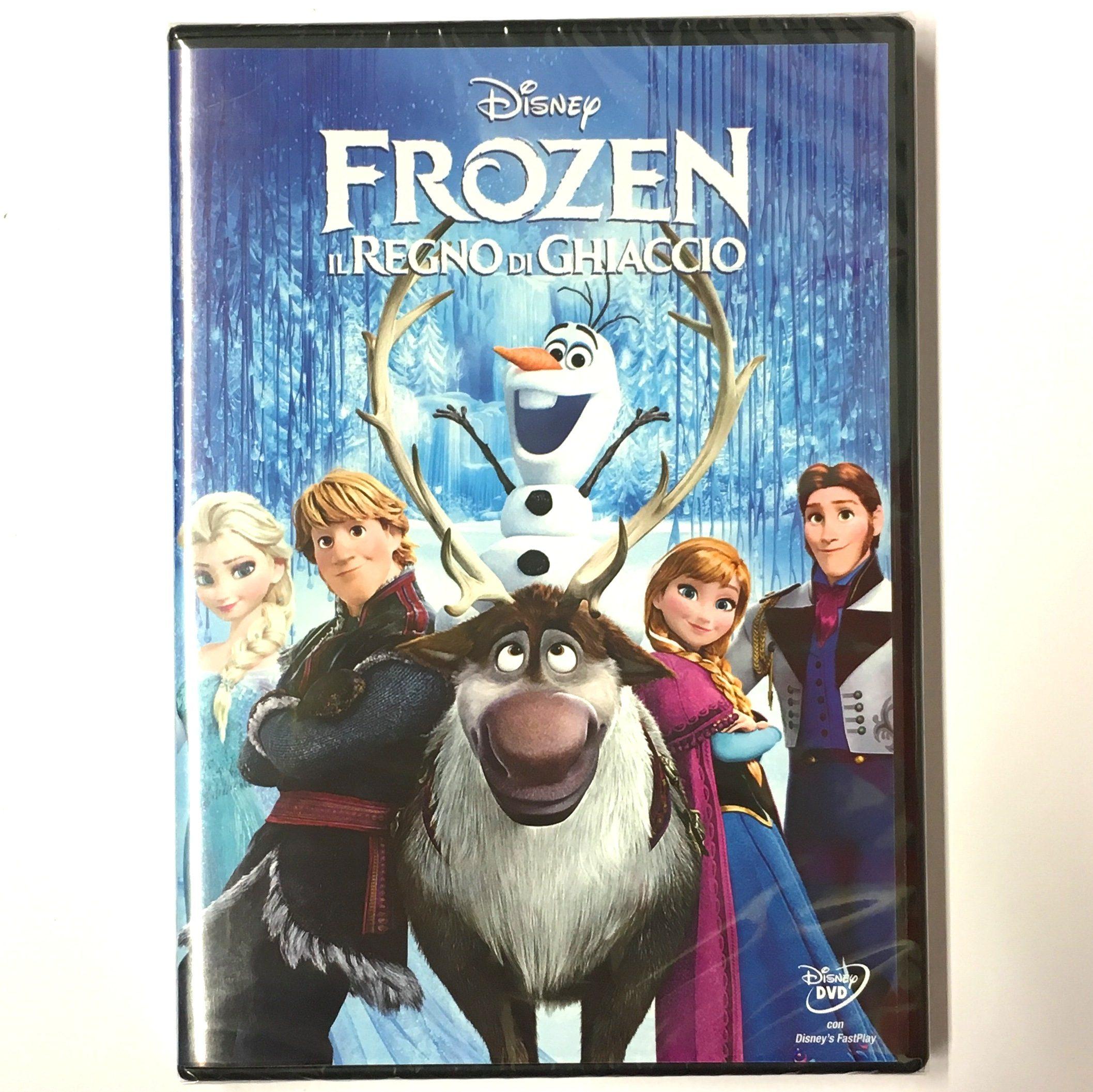 Frozen il regno di ghiaccio i classici disney