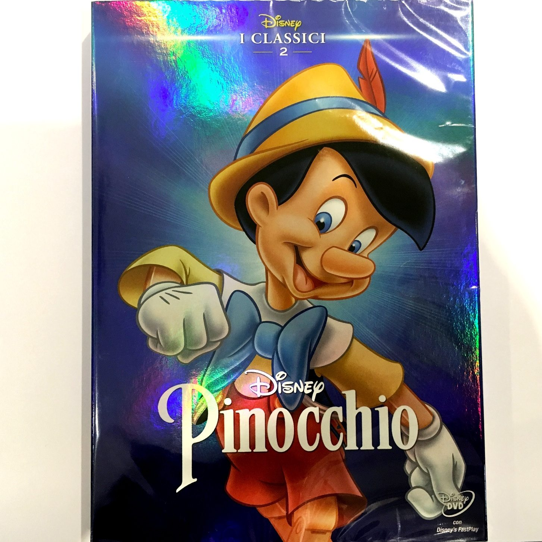 Pinocchio i classici disney