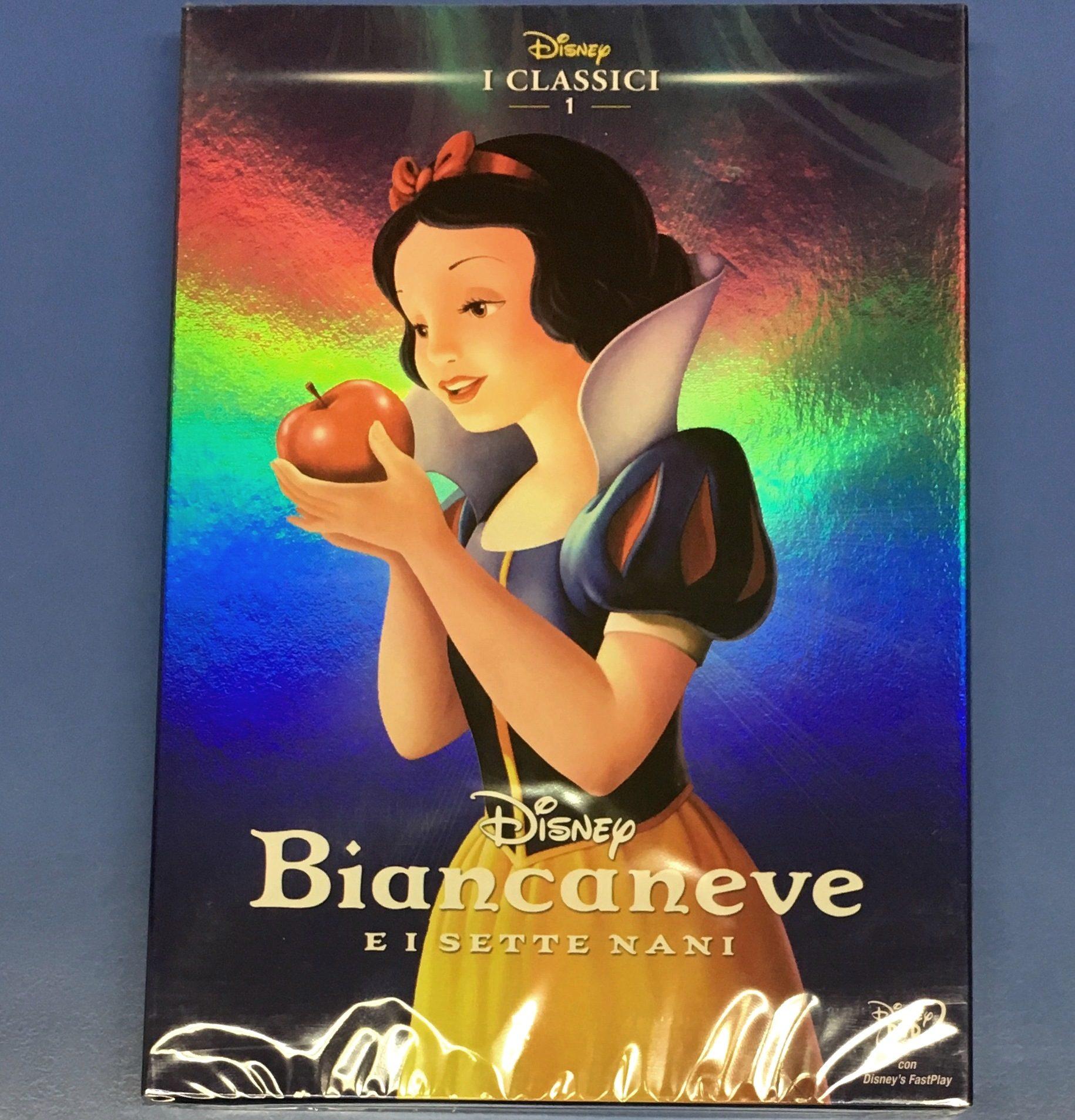 Biancaneve e i sette nani classici disney