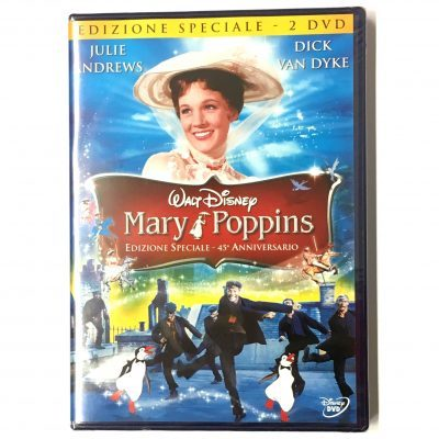 Mary Poppins DVD Disney