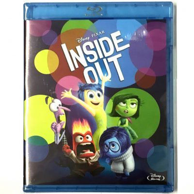 Inside Out - Blu Ray Disc