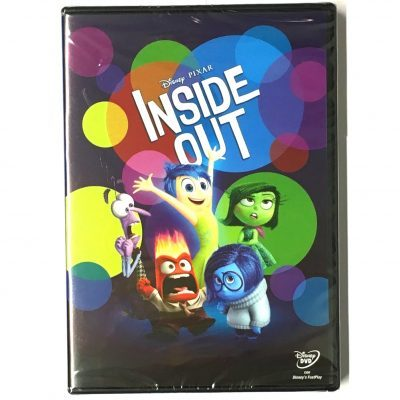 Inside Out - DVD Disney Pixar