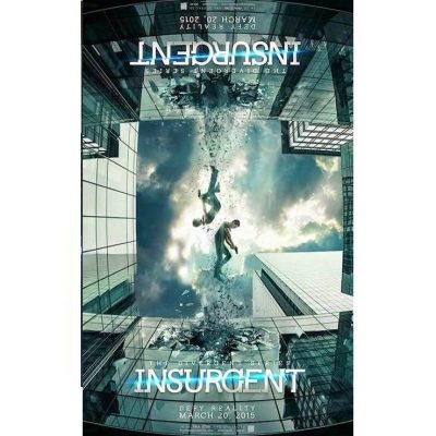 Insurgent - Blu Ray Disc