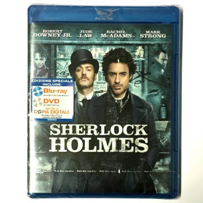 Sherlock Holmes - Blu Ray Disc