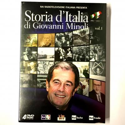 Storia d'Italia di Giovanni Minoli