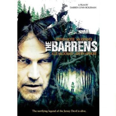 The Barrens - DVD Rental