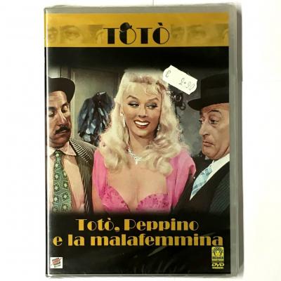 Toto', Peppino e la Malafemmina - DVD