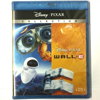 Wall-E Blu Ray Disc