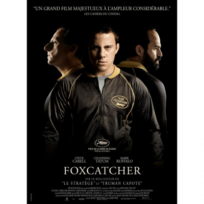 Foxcatcher - Una Storia Americana