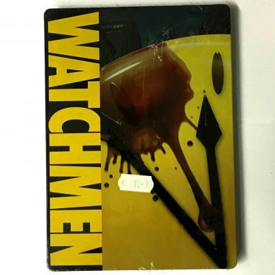 Watchmen - Ed. Steelbook