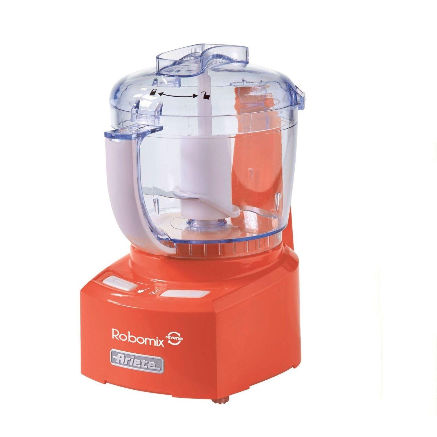 Ariete Robomix 1767/00 Arancione - Robot da cucina compatto