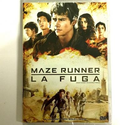 Maz Runner: La Fuga
