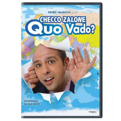 Quo Vado - DVD