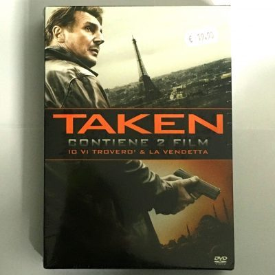 Taken - Cofanetto