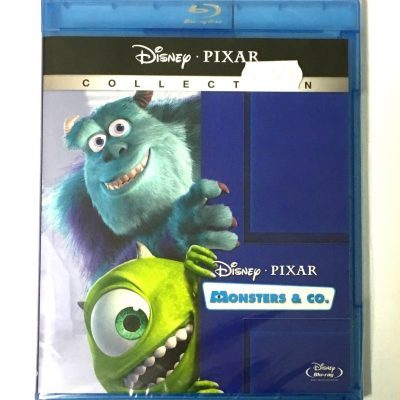 Monsters & Co. - Blu Ray Disc