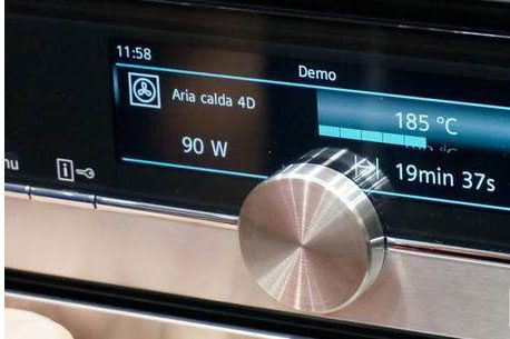 Siemens lancia iQ700, il vero forno all-in-one