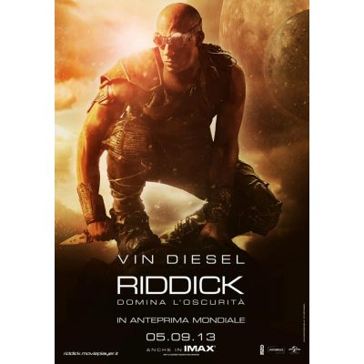 Riddick - Domina L'Oscurità