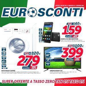 Eurosconti Pagina 1