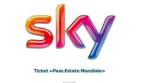 Sky Ticket Pass