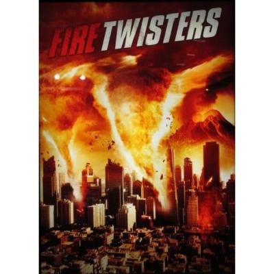 Uragano Di Fuoco - Fire Twister