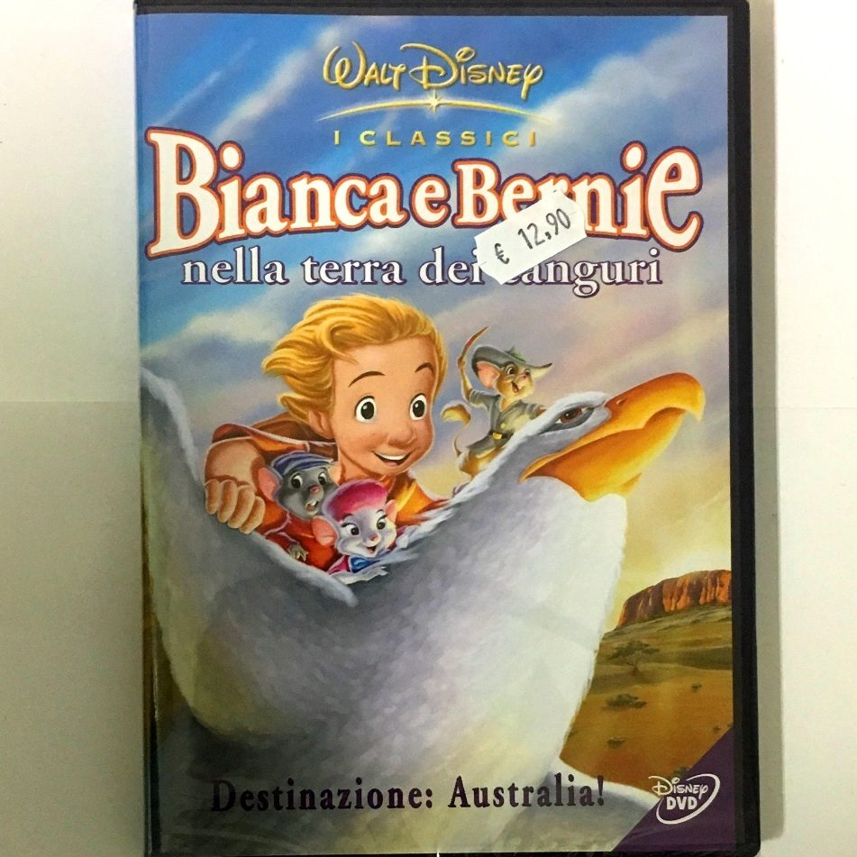 Bianca e bernie nella terra dei canguri i classici