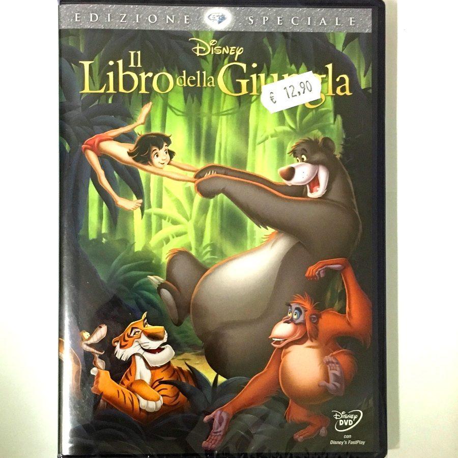 Il libro della giungla i grandi classici i libri di geronimo