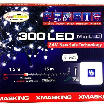 300 MiniLED 34686 XMAS King