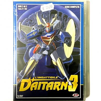 L'Imbattibile Daitarn 3 - Box 2 di 2
