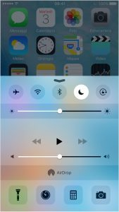 iphone6-ios9-control-center-do-not-disturb