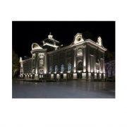 LED al Museo Lettone