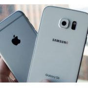 Smartphone Android e Apple