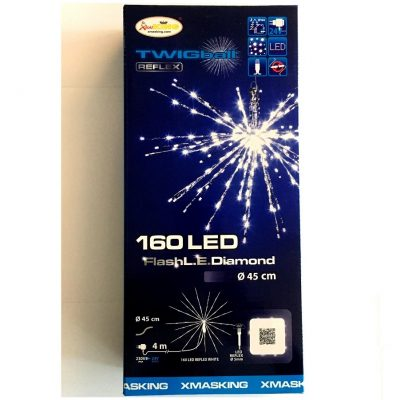 TWIGBall - Ramo Luminoso 160 Led FlashLed Diamond