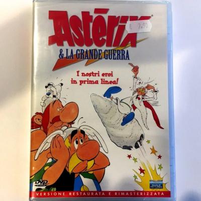 Asterix E La Grande Guerra