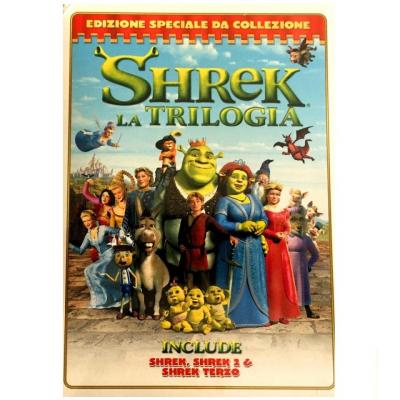 Shrek - La Trilogia