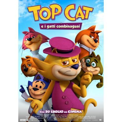 Top Cat E I Gatti Combina Guai