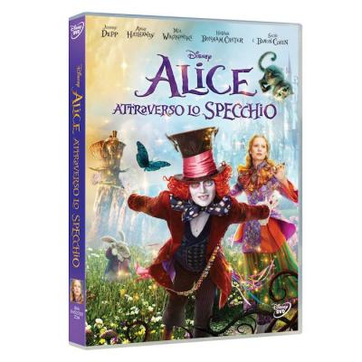 Alice Attraverso Lo Specchio - DVD