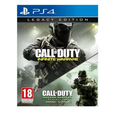 Call Of Duty Infinite Warfare - Legacy Edition - PS4