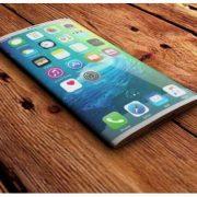 iPhone 8: nel 2017 con schermo curvo?