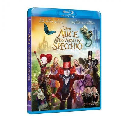 Alice Attraverso Lo Specchio - Blu Ray