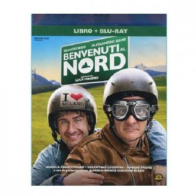 Benvenuti al Nord - Libro + Blu-ray