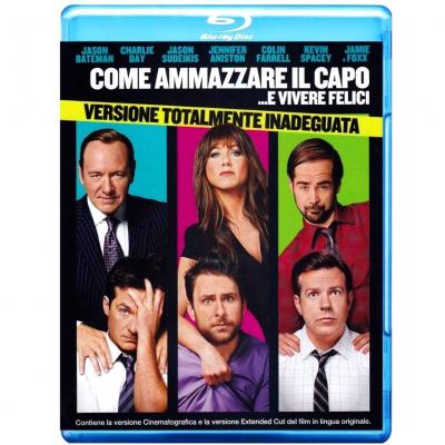 Come Ammazzare Il Capo e Vivere Felici - Blu-ray