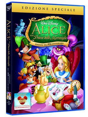 Alice Nel Paese delle Meraviglie - DVD