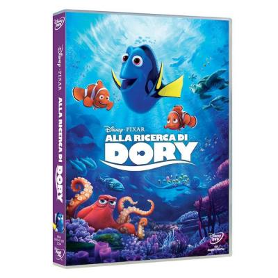 Alla Ricerca di Dory - DVD Disney Pixar