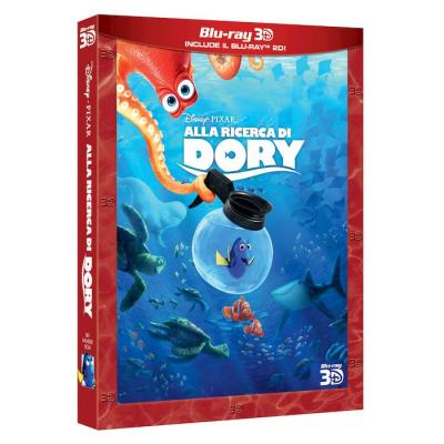 Alla Ricerca di Dory - Blu-ray 3D + Blu-ray