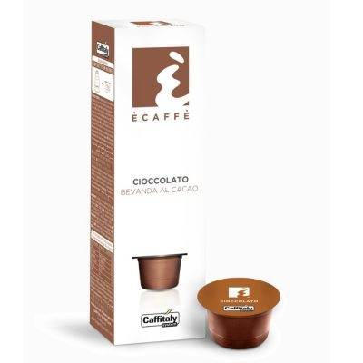 Caffitaly Ècaffè - gusto Cioccolato - Bevanda al Cacao