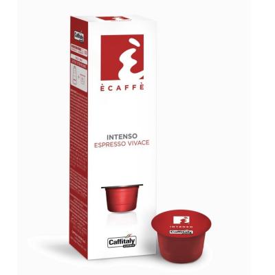 Caffitaly 10 Capsule Ècaffè - gusto Intenso